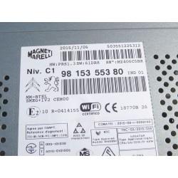 Poste autoradio CD ALFA GT, réf: 7646698316