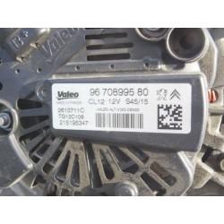 Commande de climatisation d'ALFA GT, réf: 01560513720