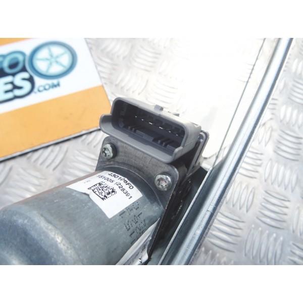 Commande de climatisation Renault Scénic III, réf: 275102769R