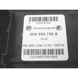 Durite intecooler AUDI A3, réf: 1k0145838D