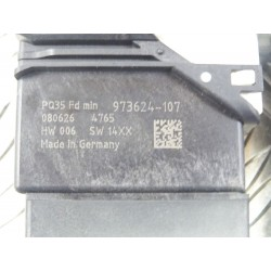 Chargeur CD AUDI A6, 4F, réf: 4E0035111A