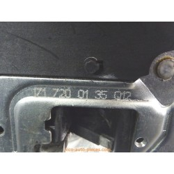 Garniture de porte arrière droite BMW X5, E53