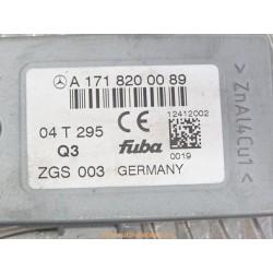 Mécanisme d'essuie glace BMW X5, E53, Réf: 7046570