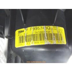 Démarreur Modus II, 1.5l dci, 86 chs, réf valéo: TS12E9