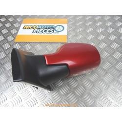 Grille de ventilation centrale de 407 coupé, réf: 9644589777