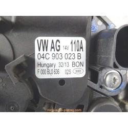 Commande de climatisation Peugeot 607, réf: 96848261XS