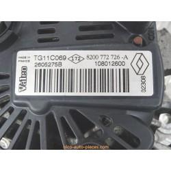 Vase d'expansion BMW E39, 530D, réf: 2248050