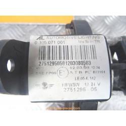 Commande de ventilation habitacle 308 SW, réf: 96718462XT