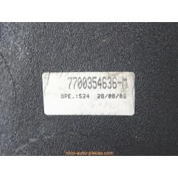 Commande de climatisation BMW E81, réf: 9248581
