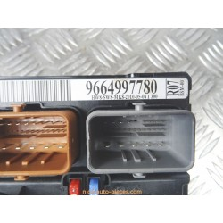 Buse ventilateur moteur BMW E39, réf: 2247348