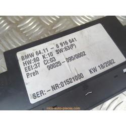 Troisième feux stop BMW E87, réf: 63256931397