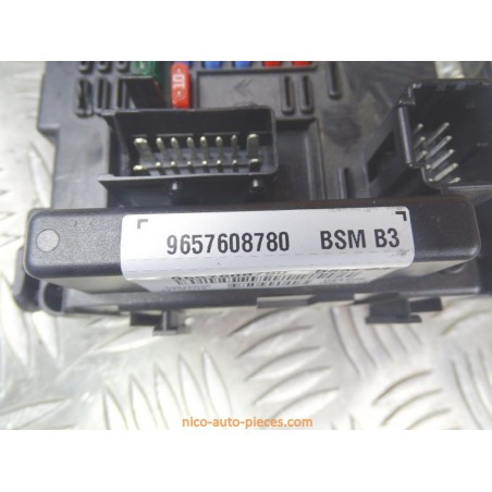 BSM 9657608780 Peugeot 206...
