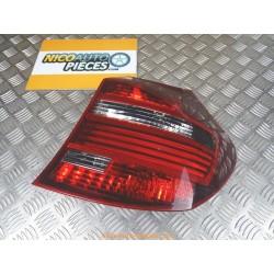 Commande de climatisation Peugeot 5008, réf: 96738321XT