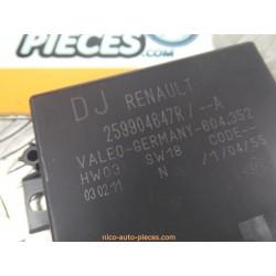 PDC 259904647 Renault Laguna 3