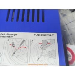 Kit roue de secours Mini R50