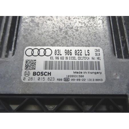 Calculateur 03L906022LS...