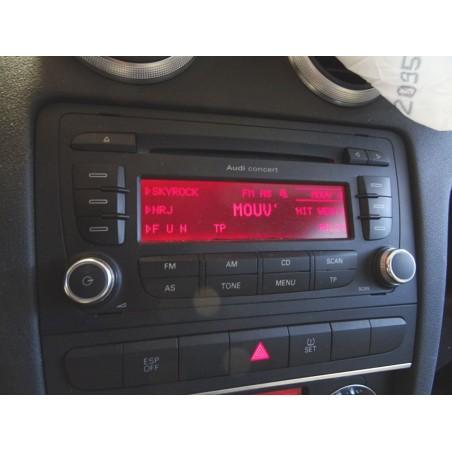 Poste autoradio 8P0035186S...