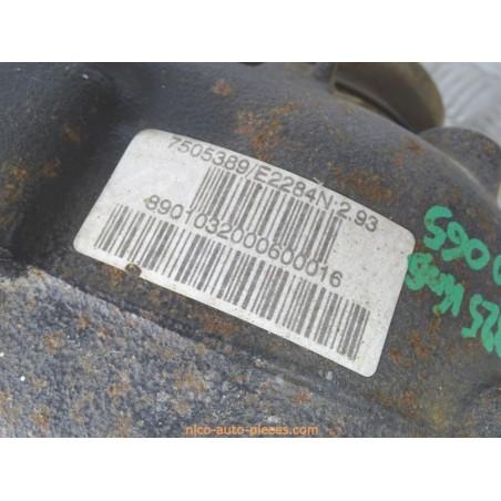 Pont arrière 7505389 Bmw...