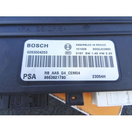 Boitier PDC 9663821780...